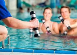 fitness acuatico
