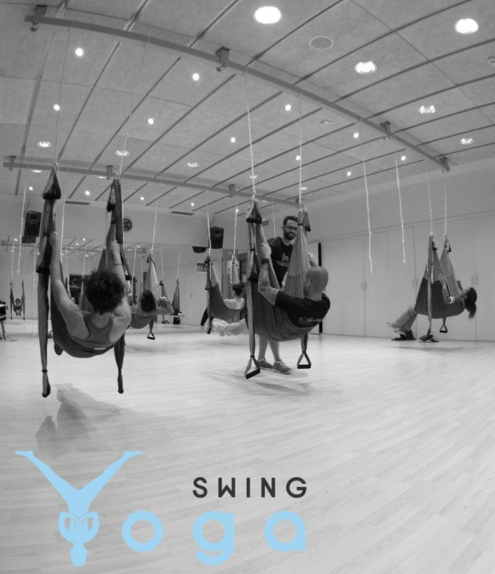 Swing yoga complejo deportivo el mayorazgo - Complejo deportivo el mayorazgo ...